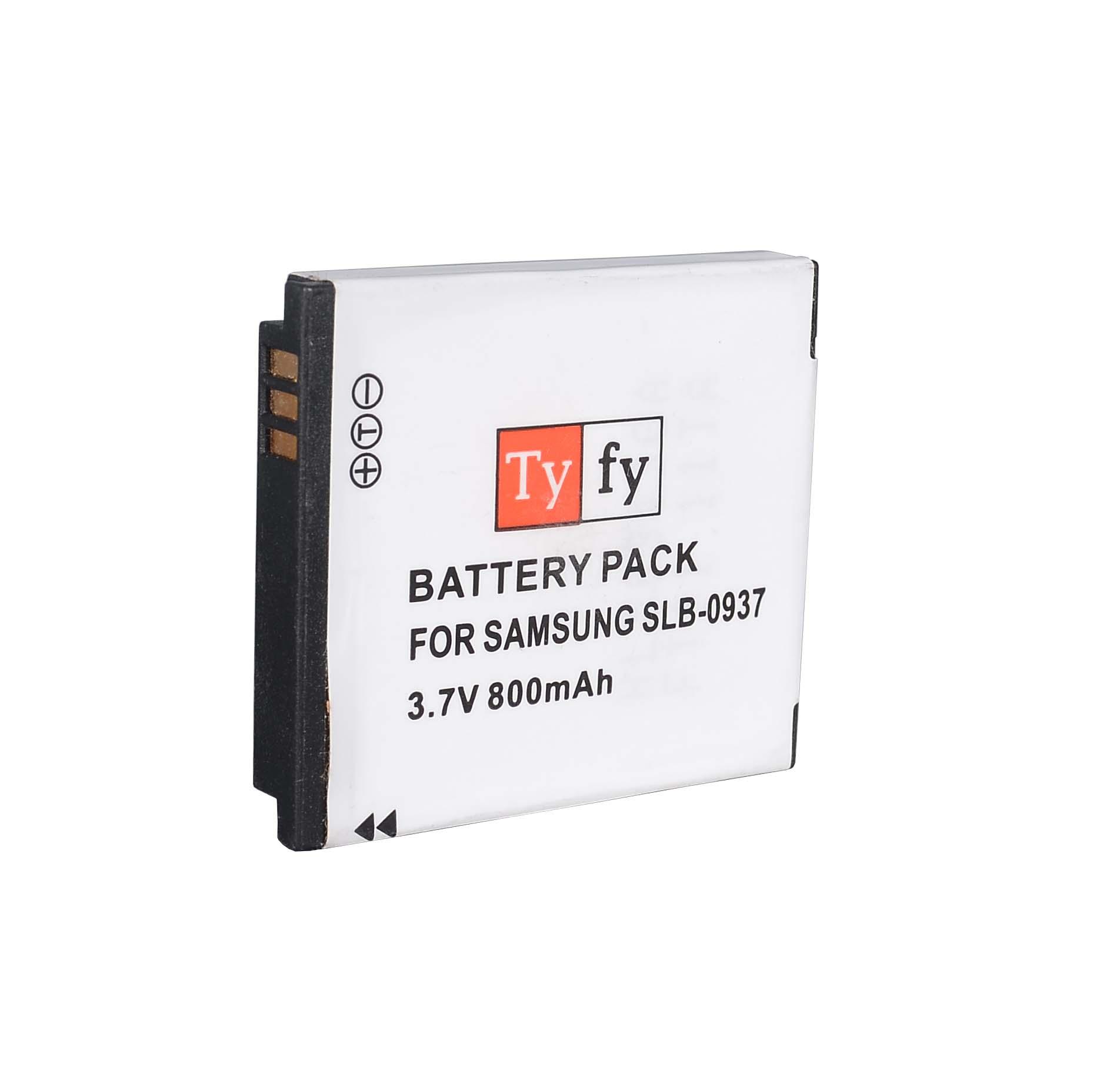 Batteria per Samsung Digimax SLB-0937